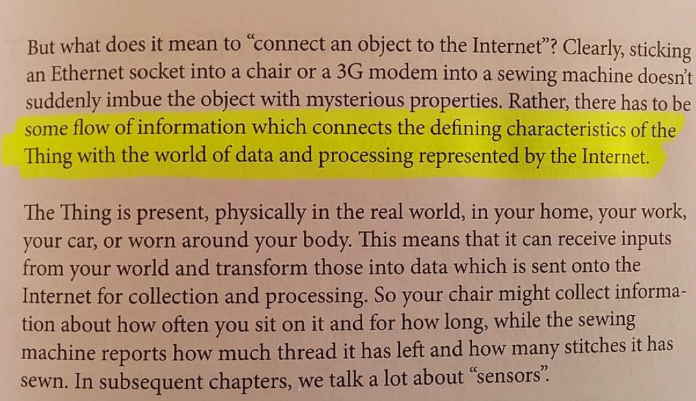 Source: Designing the Internet of Things by Adrian McEwen & Hakim Cassimally